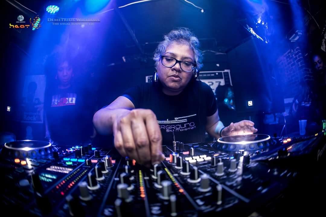 DJ Debbie Graham