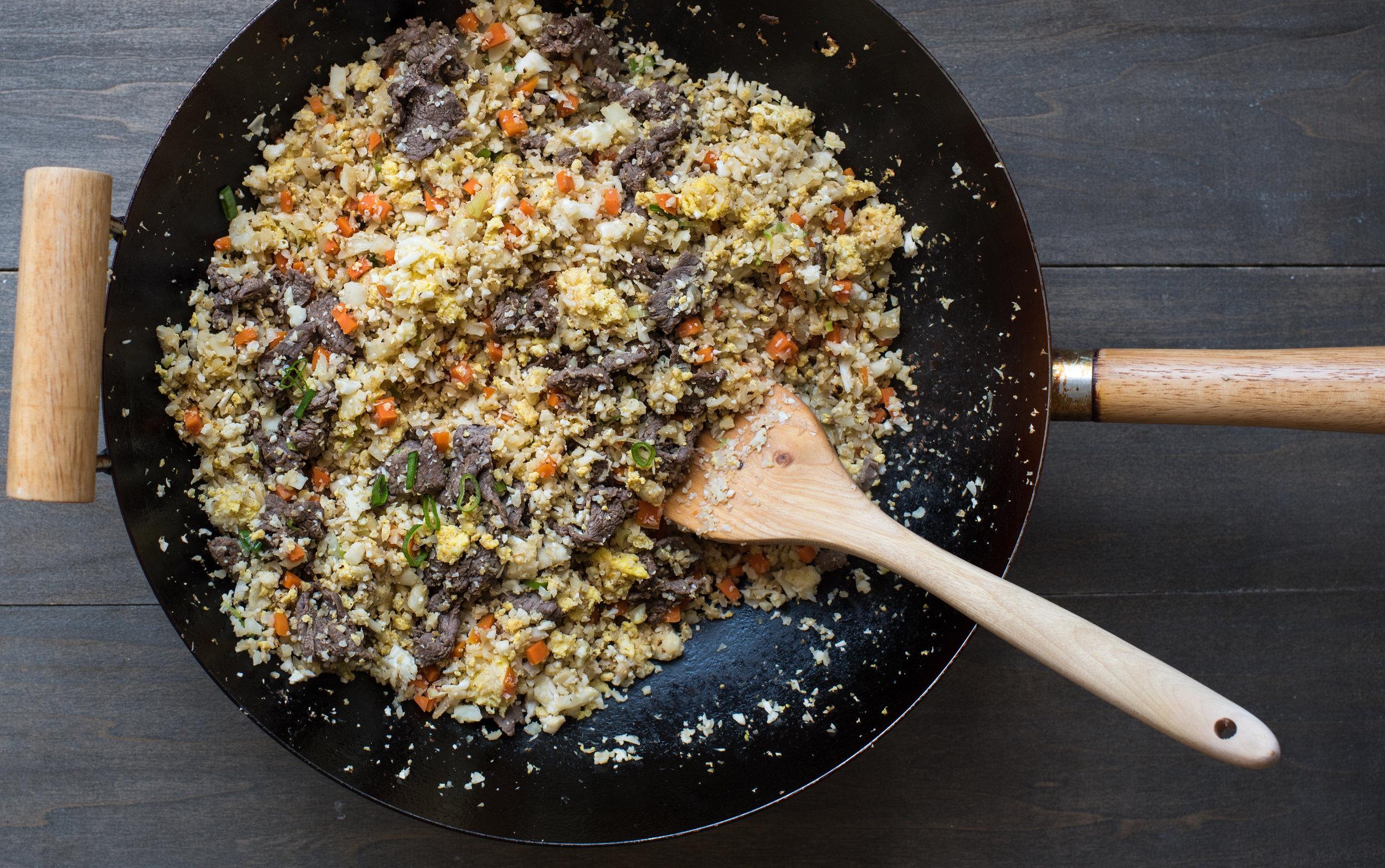 Cauliflower Fried Rice Flatiron Steak-4790.jpg