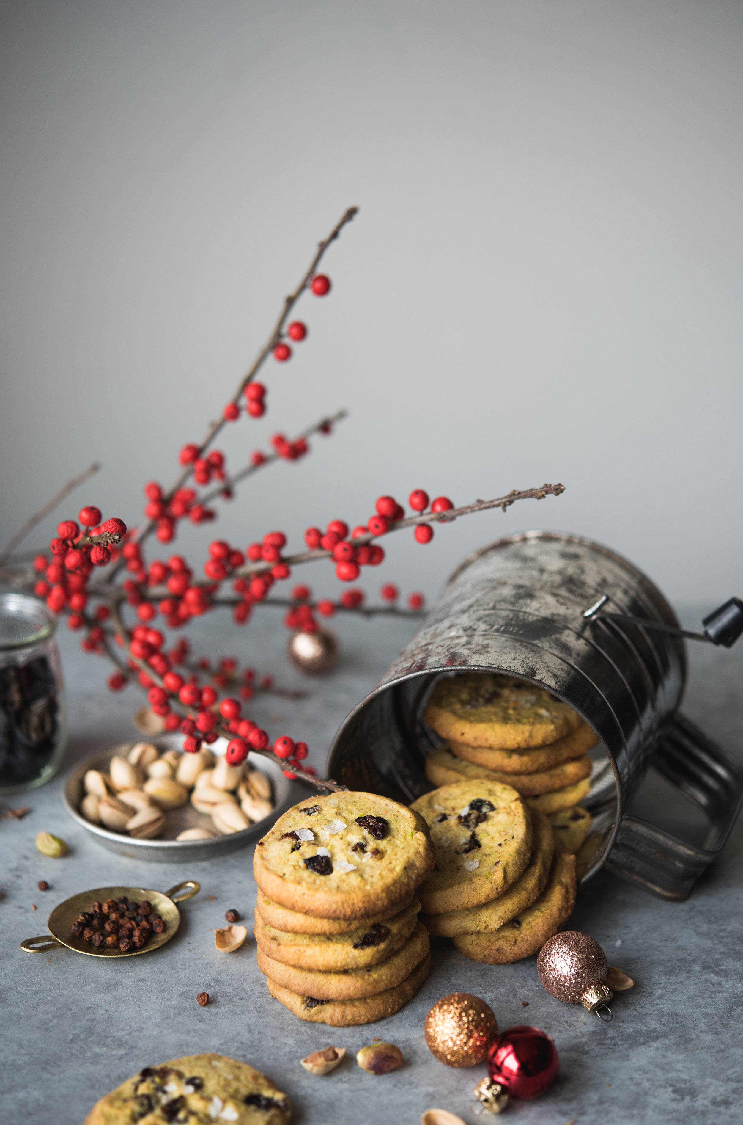 DROM pistachio shortbread cherries red peppercorn-9560-3.jpg