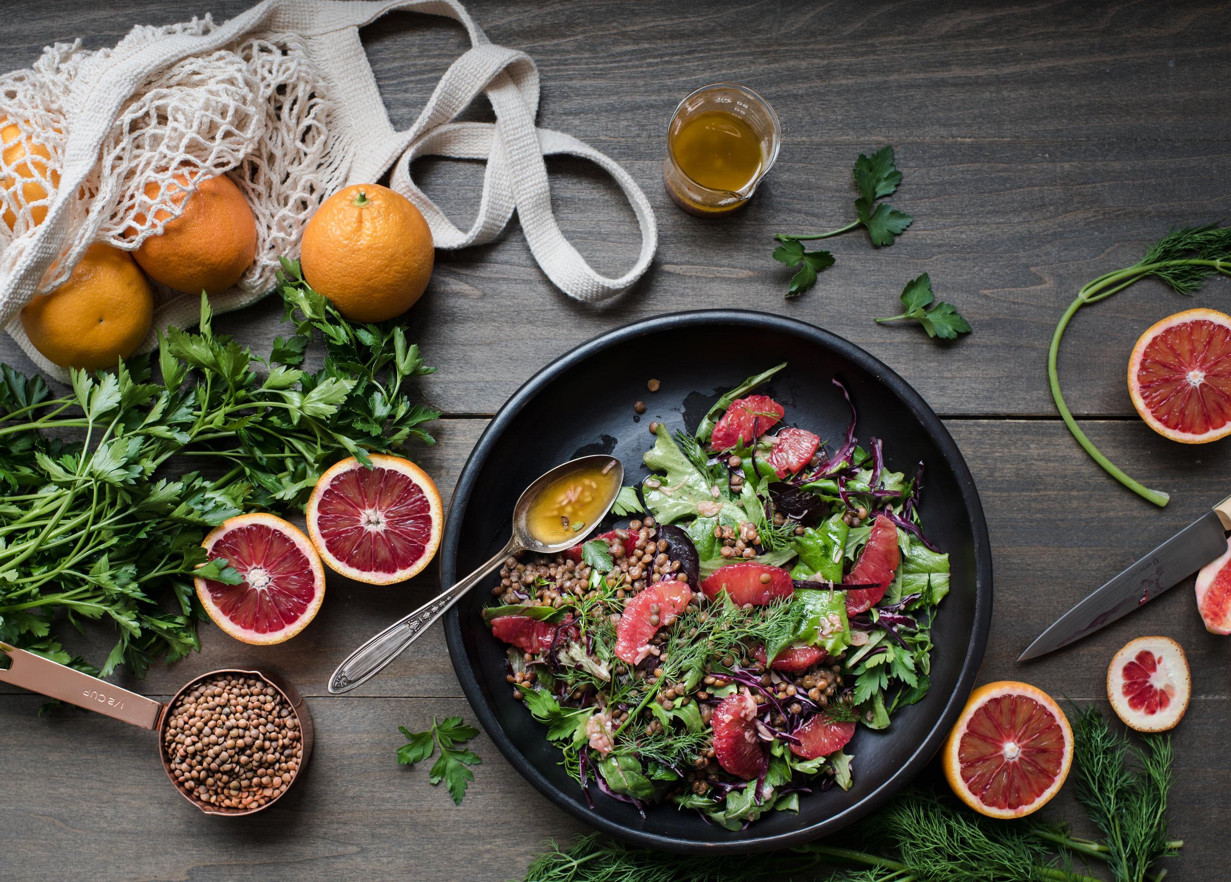 blood orange lentil herb salad-1373.jpg