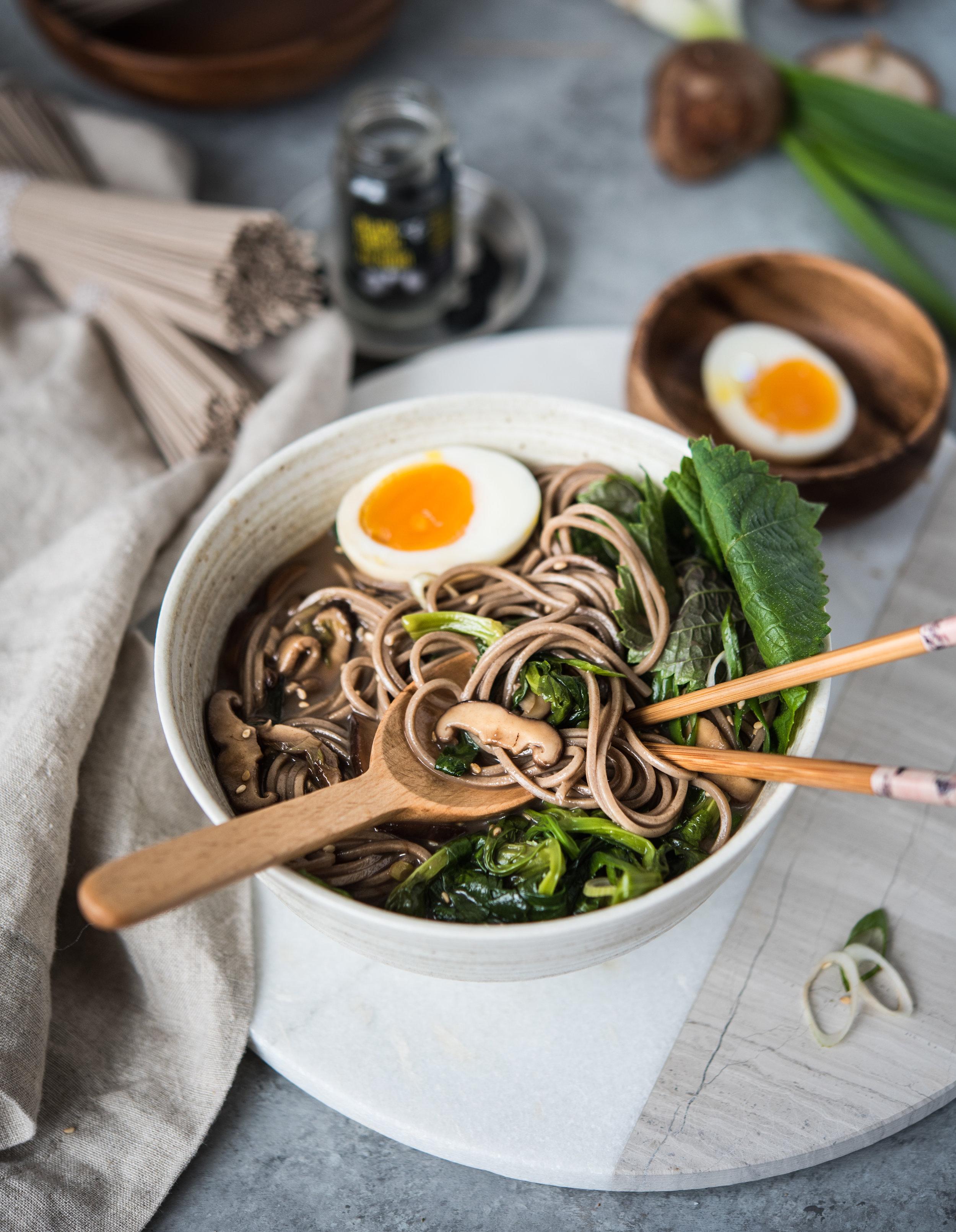 black garlic soba noodle soup-5259.jpg