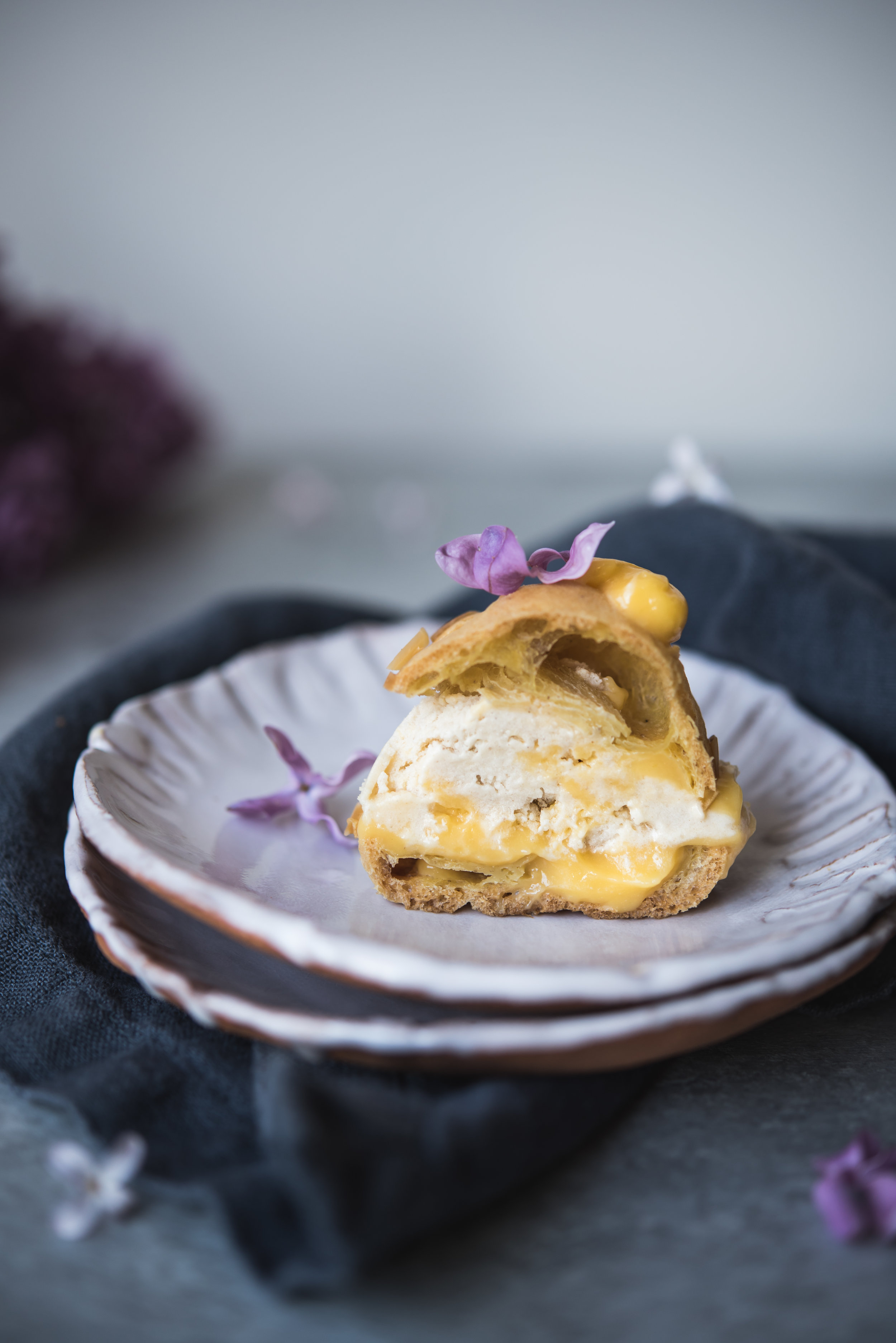 lilac lemon curd profiteroles-7652.jpg