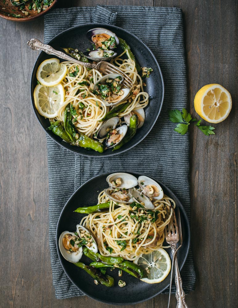 spaghetti with clams and shishito peppers All Clad-4551-2.jpg