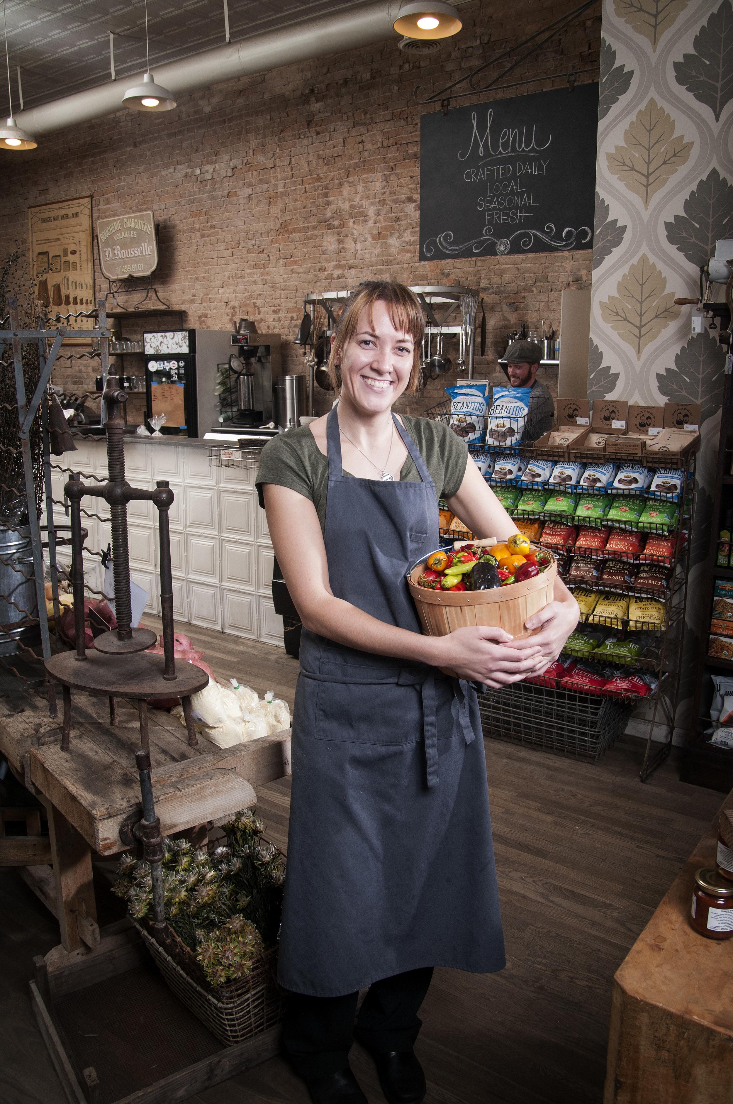 Emily Feikes, Chef