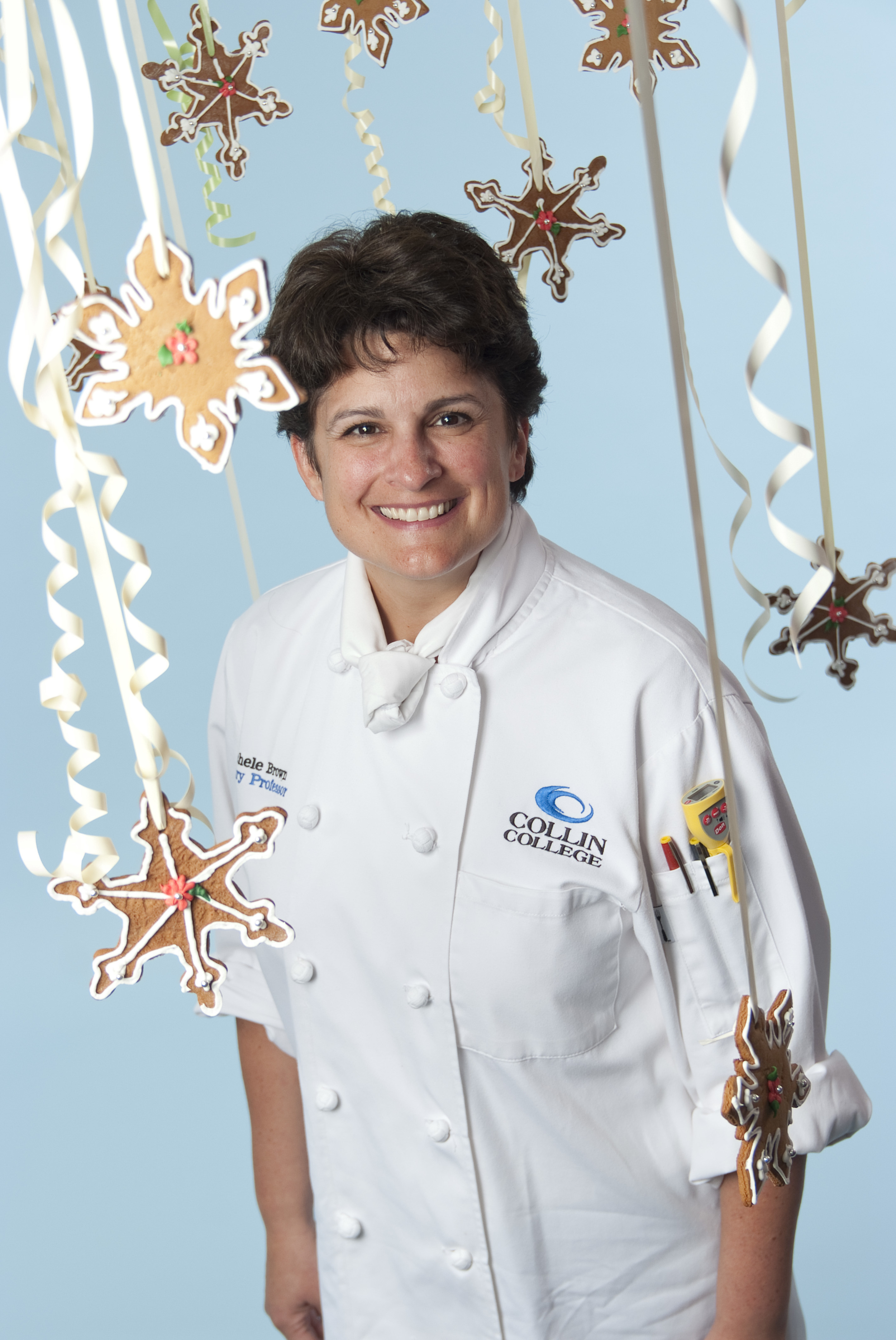 Michele Brown, Pastry Chef