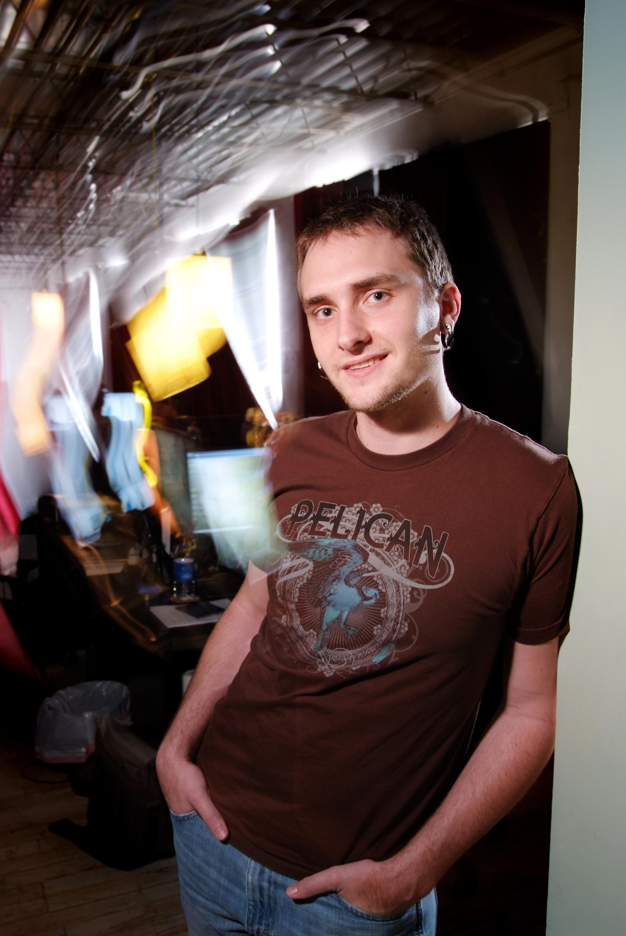 Ian Johnson, Digital Animator