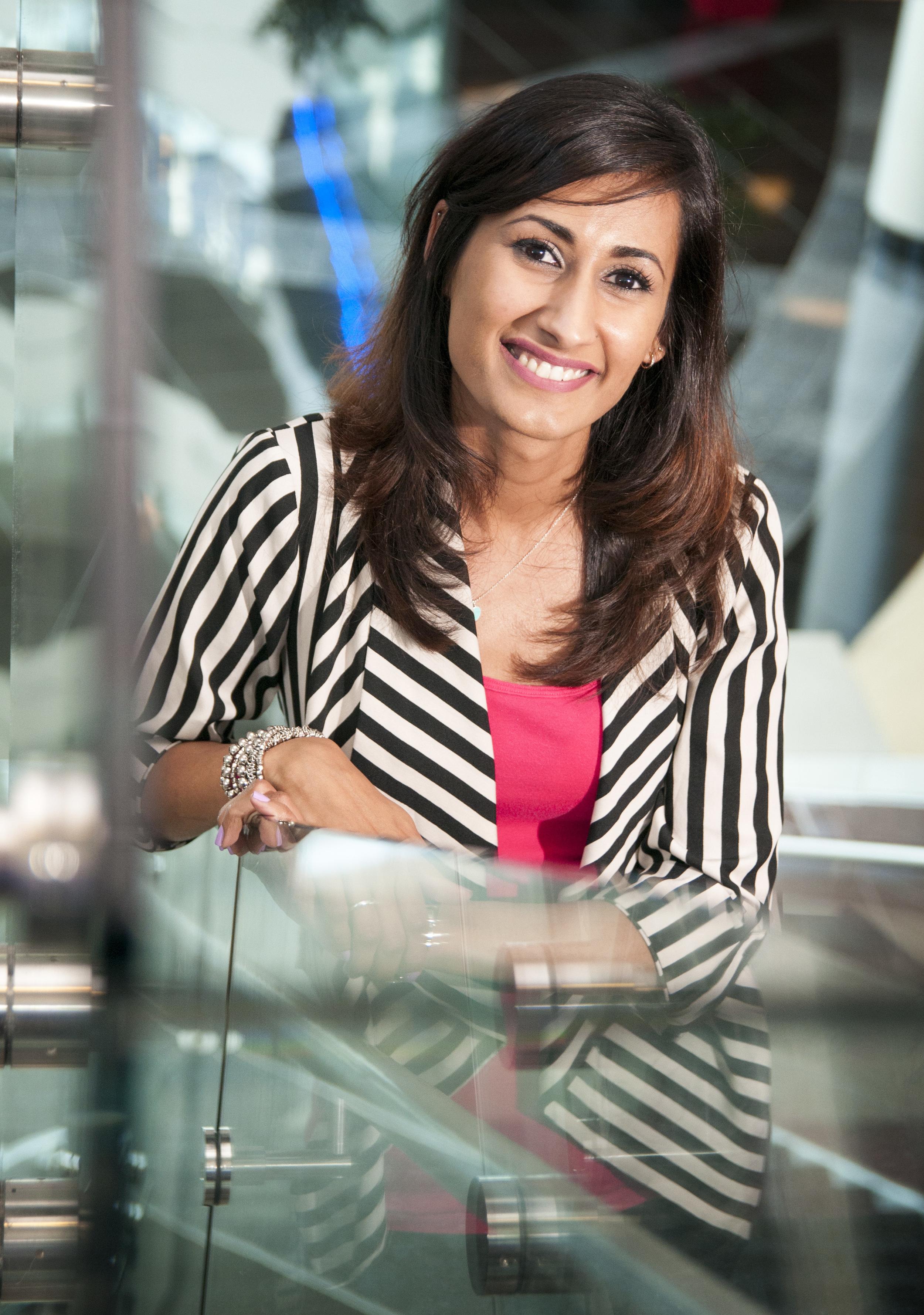 Arwa Muhammad, Student
