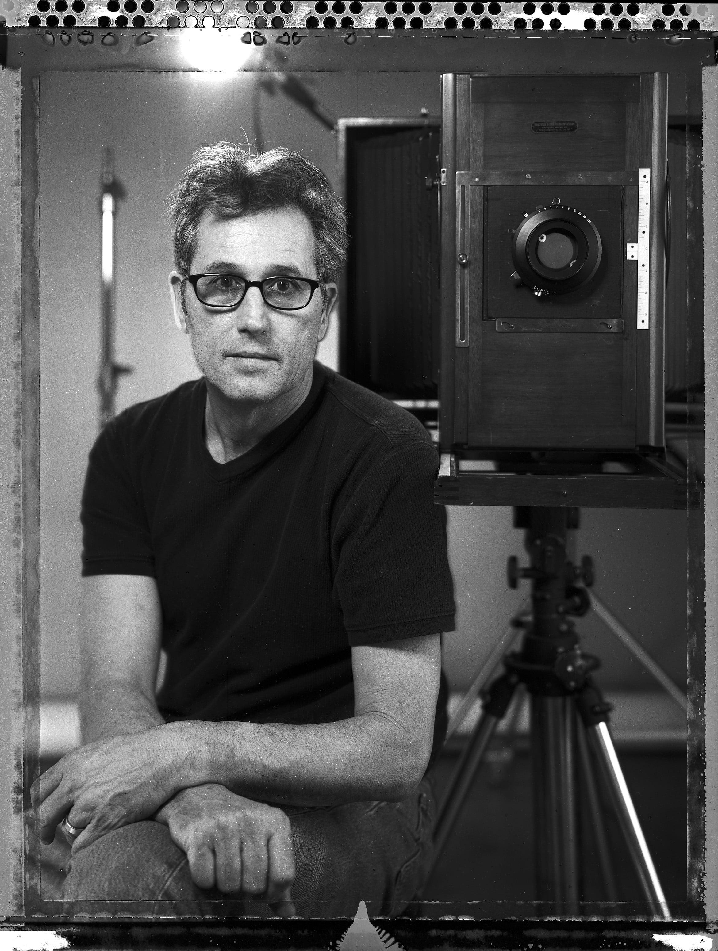 Byrd Williams IV, Fourth Generation Texas Photographer