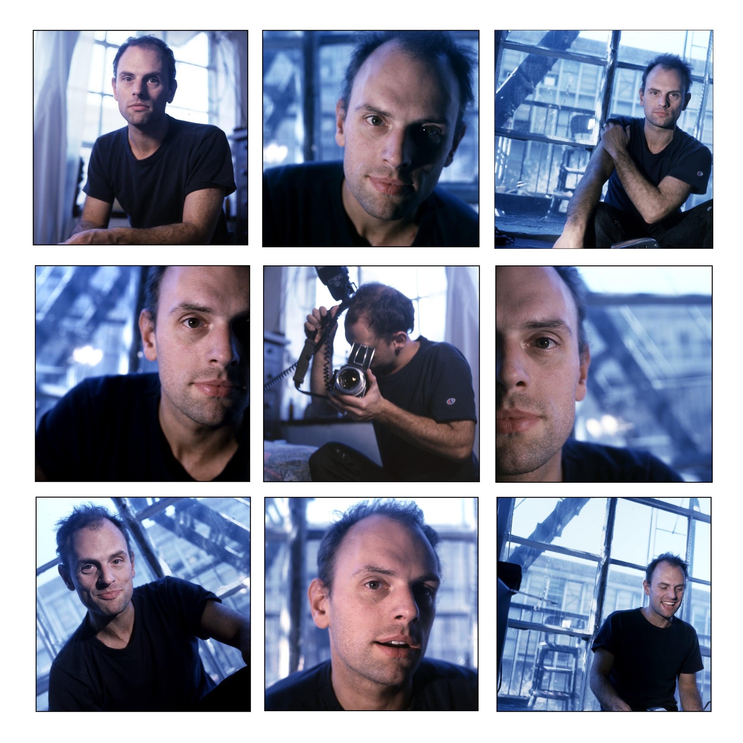 Brennan Cavanaugh, Photographer Circa 1998