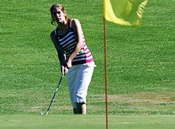 Everybody loves golf in Northern CA!