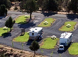 Golf, RV Campground & Resort, Alturas, Modoc County California