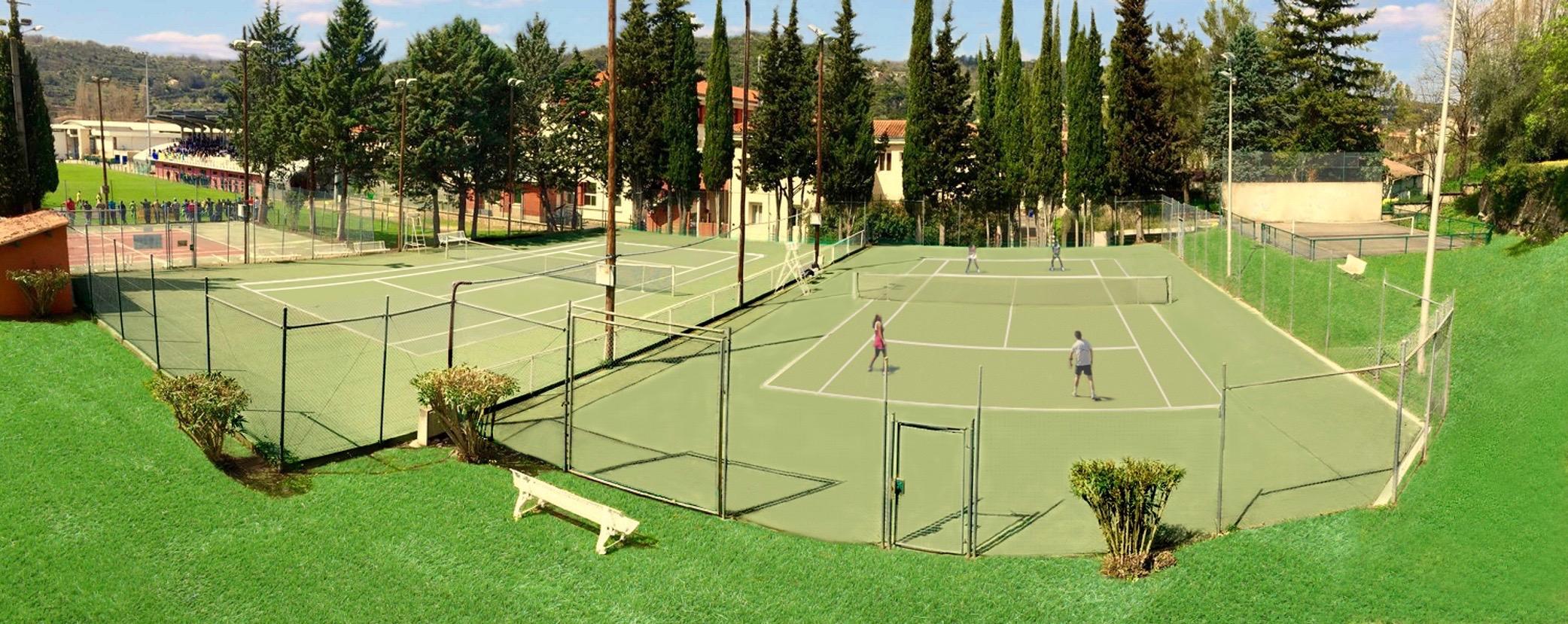Bedarieux tennis