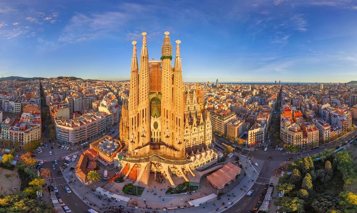 Barcelona city holiday