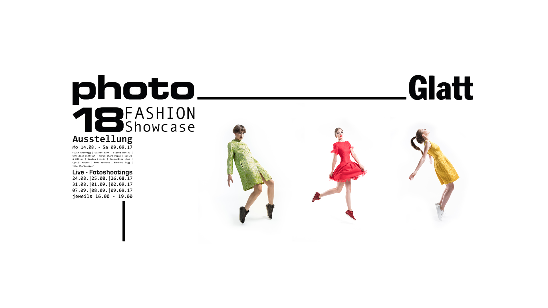 GLATT photo 18 Fashion Showcase