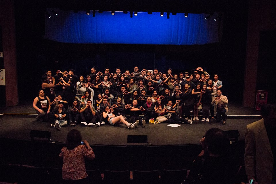 "Closing night of the 44th annual PCN "" The I-Hotel: We Won't Move  "" , first time renamed to Pilipinx Consciousness Night."