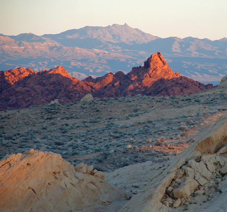 """""""Desert Sunset"""""""