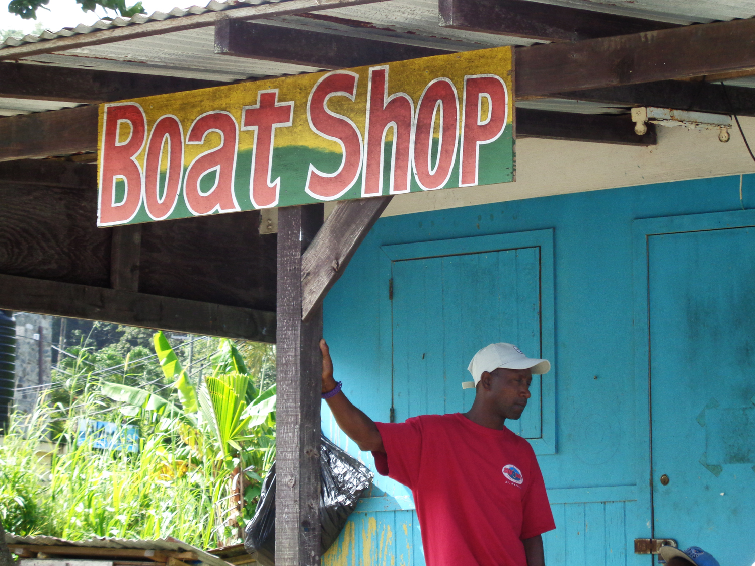 """""""The Boat Shop"""""""