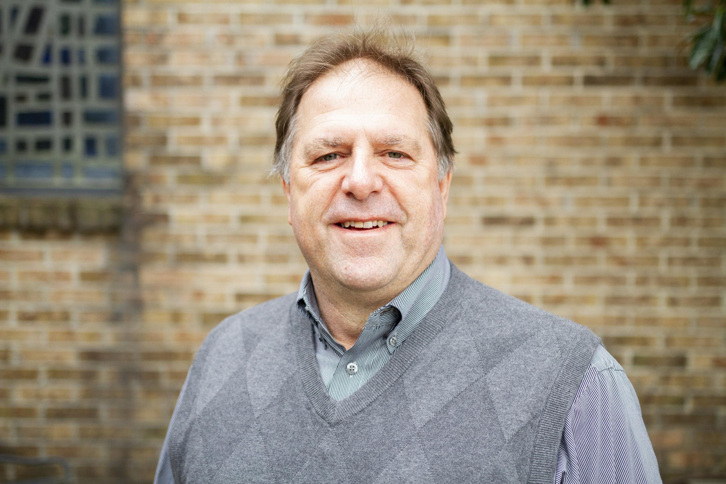 Paul Thomas - Lead Pastor  |  pault@evangel.live
