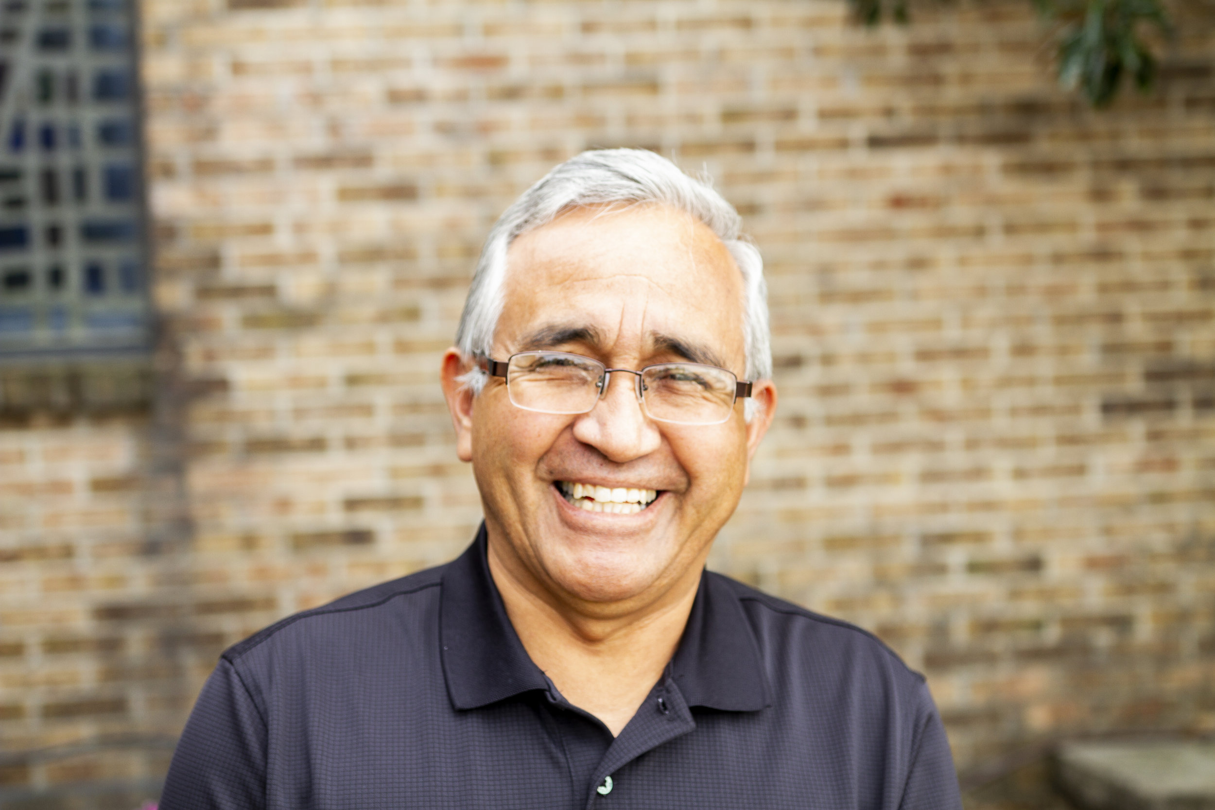 Lucio Parra - Campus Pastor  |  luciop@evangel.live