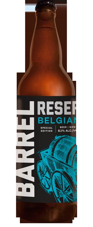 BELGIAN IPA - DATE RELEASED:Oct. 23, 2015Style:Belgian IPABody:Medium/FullAroma:Belgian yeastTaste:Herbal, tropical fruit notesABV: 8.1% - IBU: 50