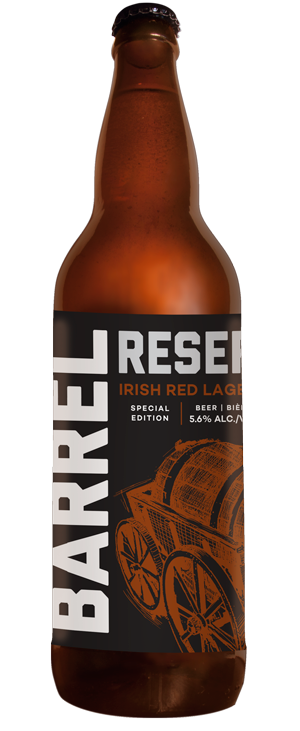 IRISH RED LAGERED ALE - DATE RELEASED:Feb.6, 2016Style:Lagered AleBody:MediumAroma:Dates, toffee, graham crackerTaste:Toffee, red apple, dried fruits, refreshing watermelon aftertasteABV: 5.6% - IBU: 20