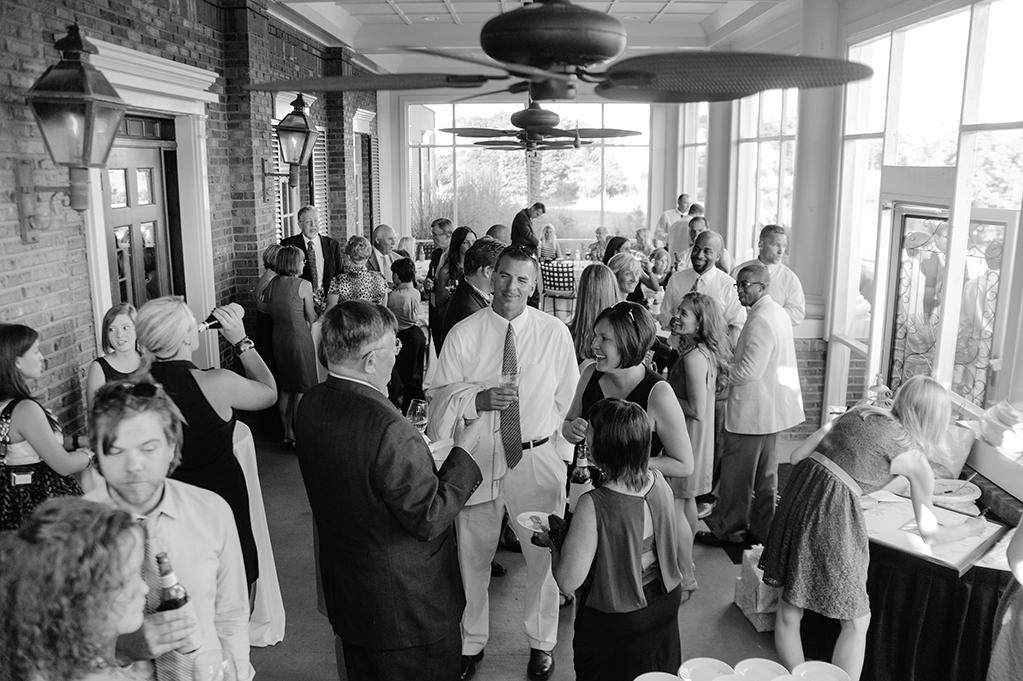 RiverTowne Wedding Cocktail Hour