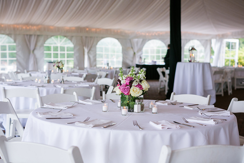 The Pavilion at Patriots Point | Dana Cubbage Weddings