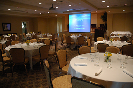 Corporate Event at RiverTowne Country Club