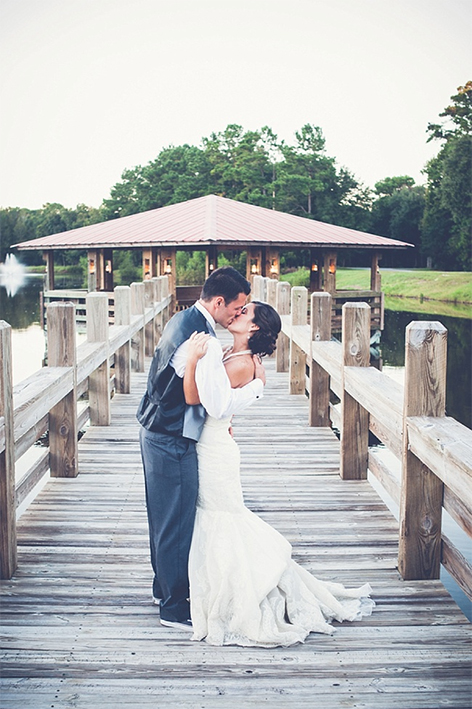 Pepper Plantation Wedding Charleston