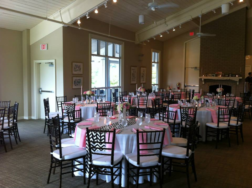 Bridal Shower at Snee Farm Country Club