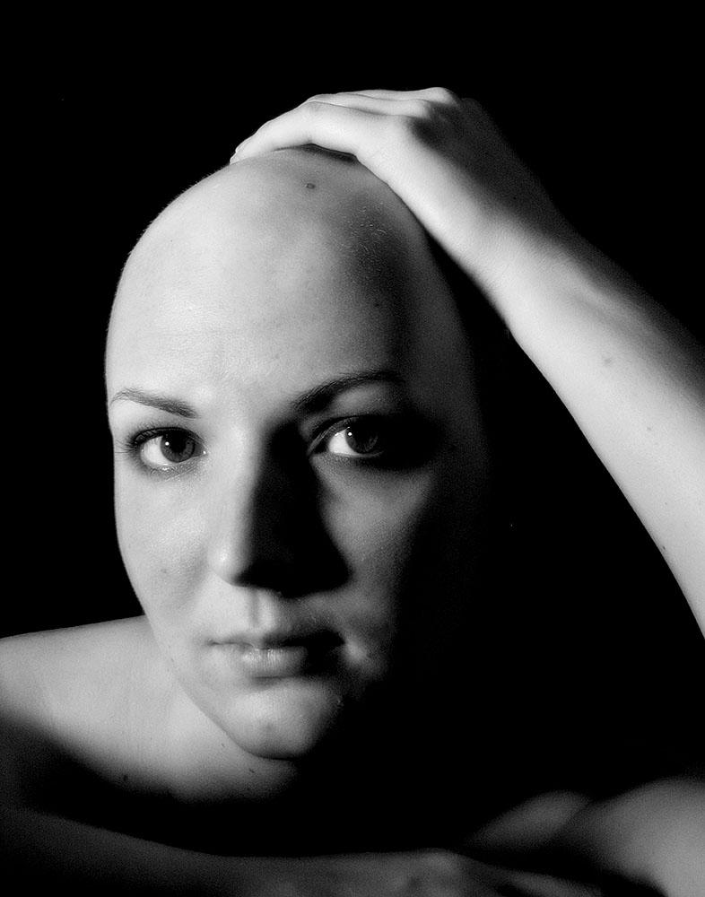 Cancer survivor photography