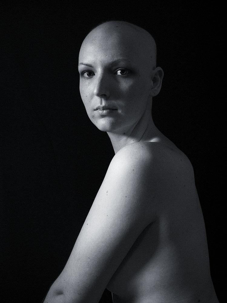 Cancer Survivor Self Portraits