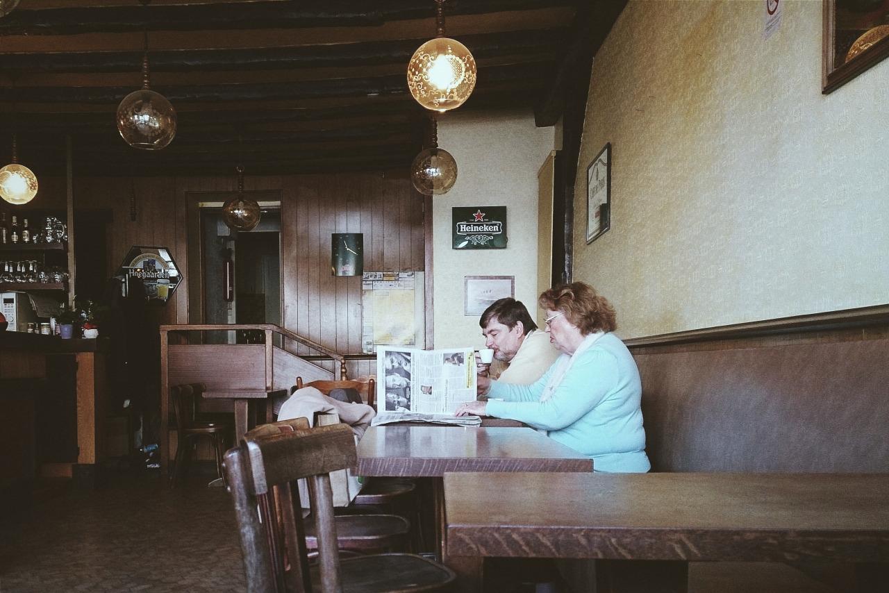 Petit déjeuner, Coulommiers. 2013