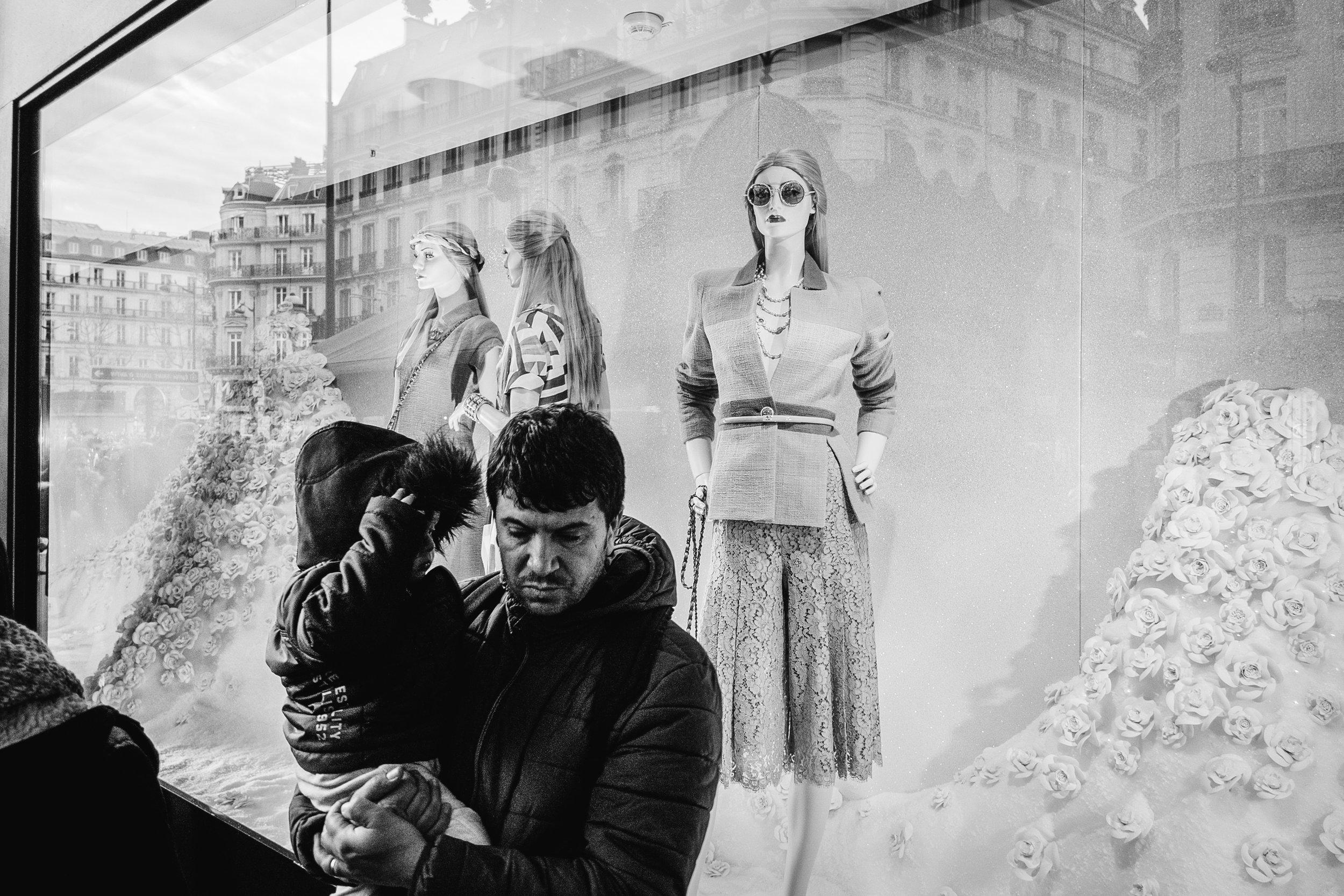 Grands magasins, Paris 2015
