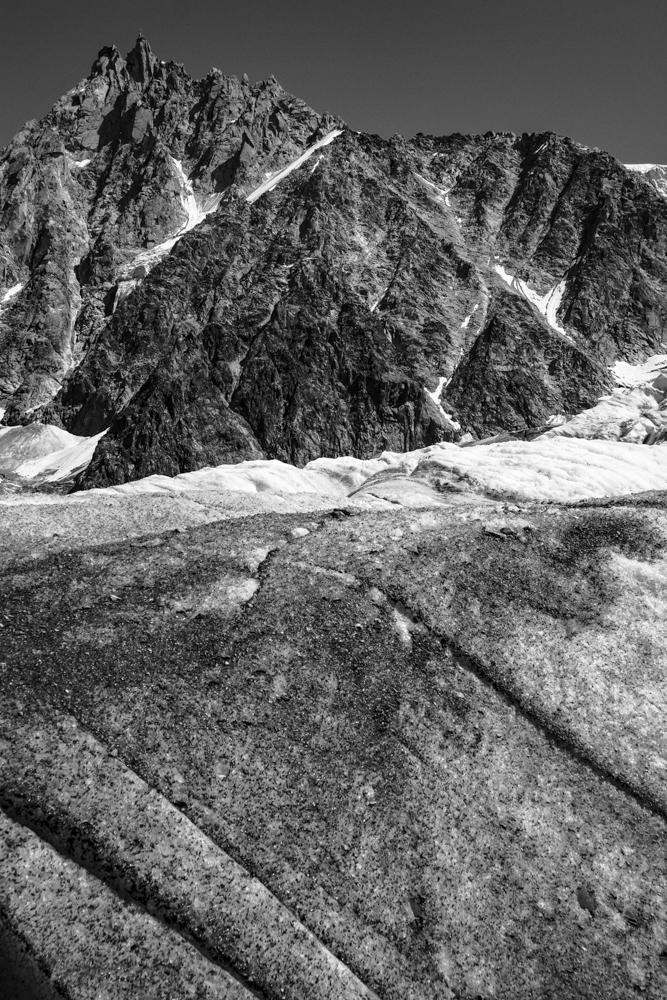 glacier des bossons et aiguille du midi, chamonix (haute-savoie, france). Page 52