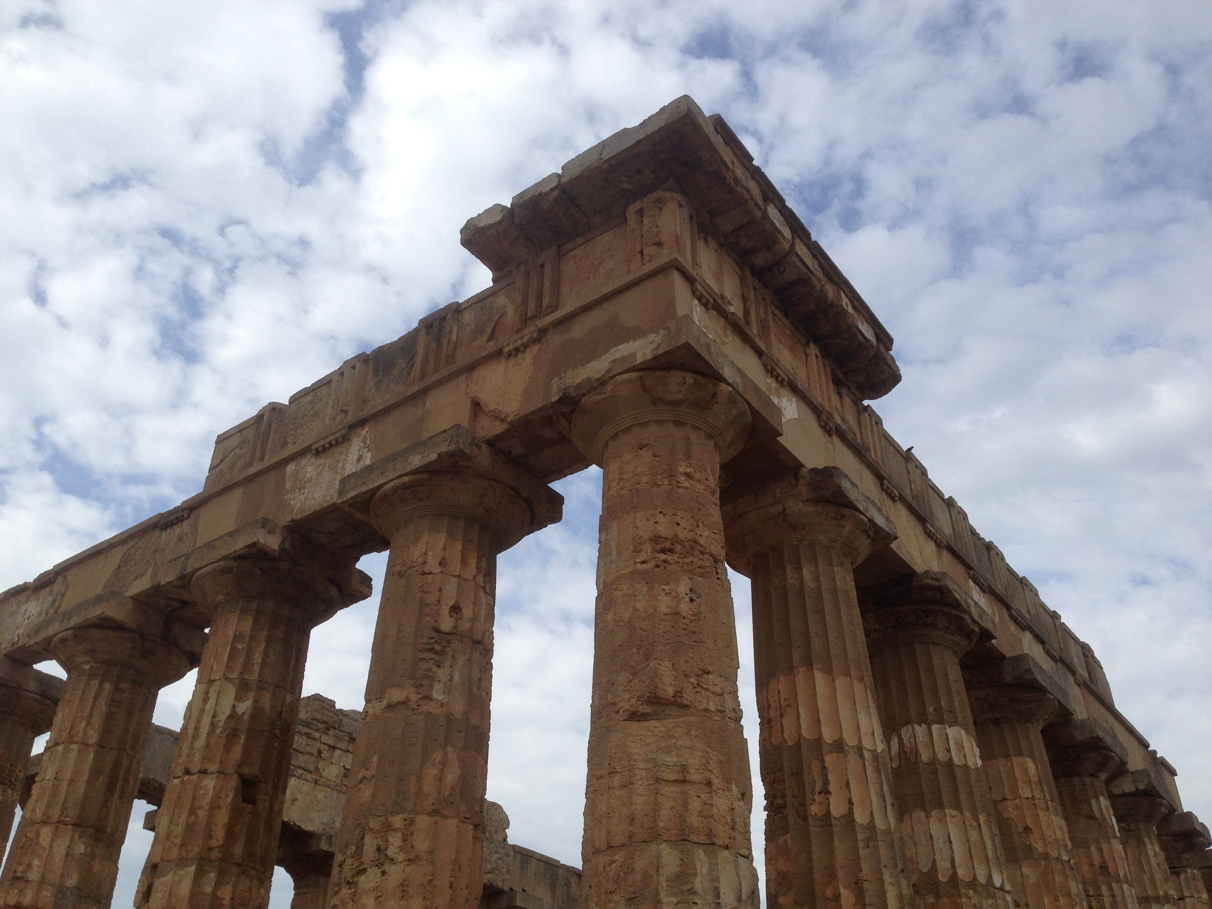 Selinunte, temple F