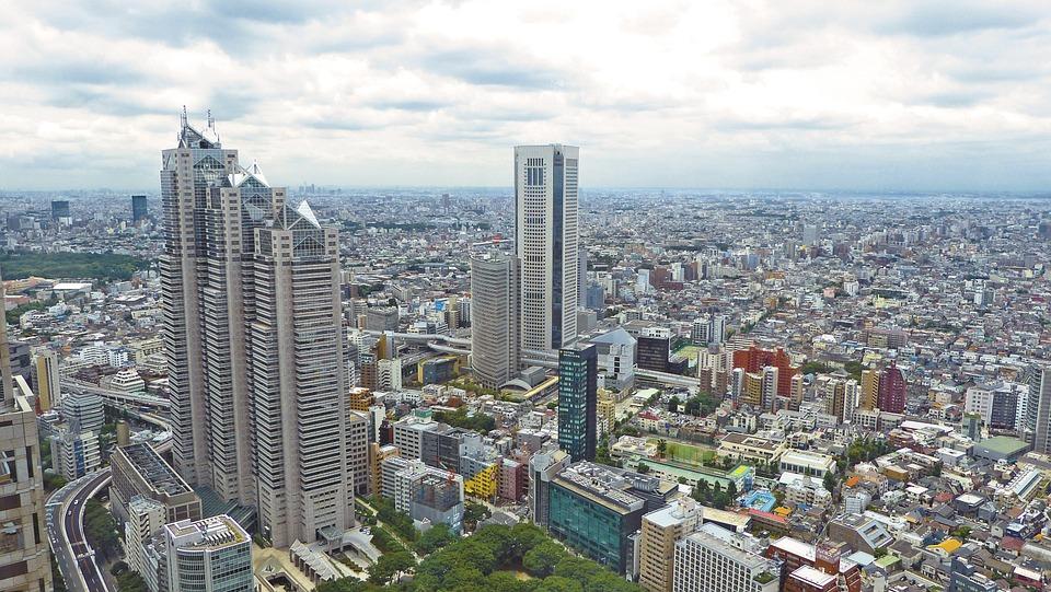 Tokyo - panorama