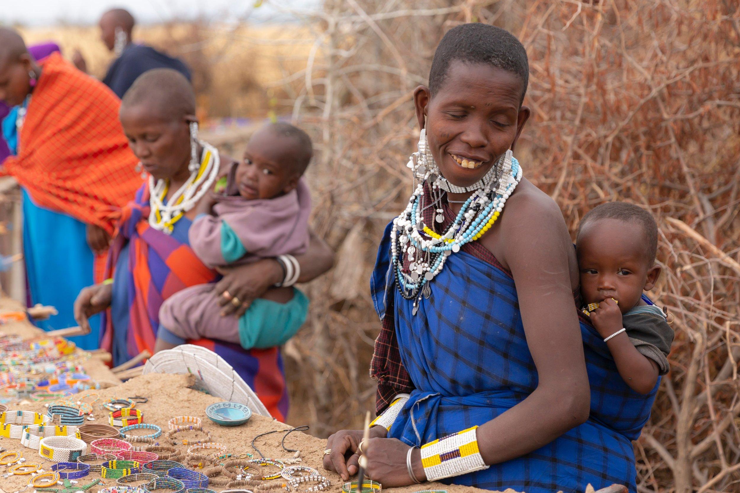 Jambo! - We're headed back to Kenya!