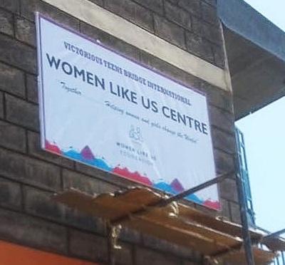 Women Like Us Center in Nakuru, Kenya