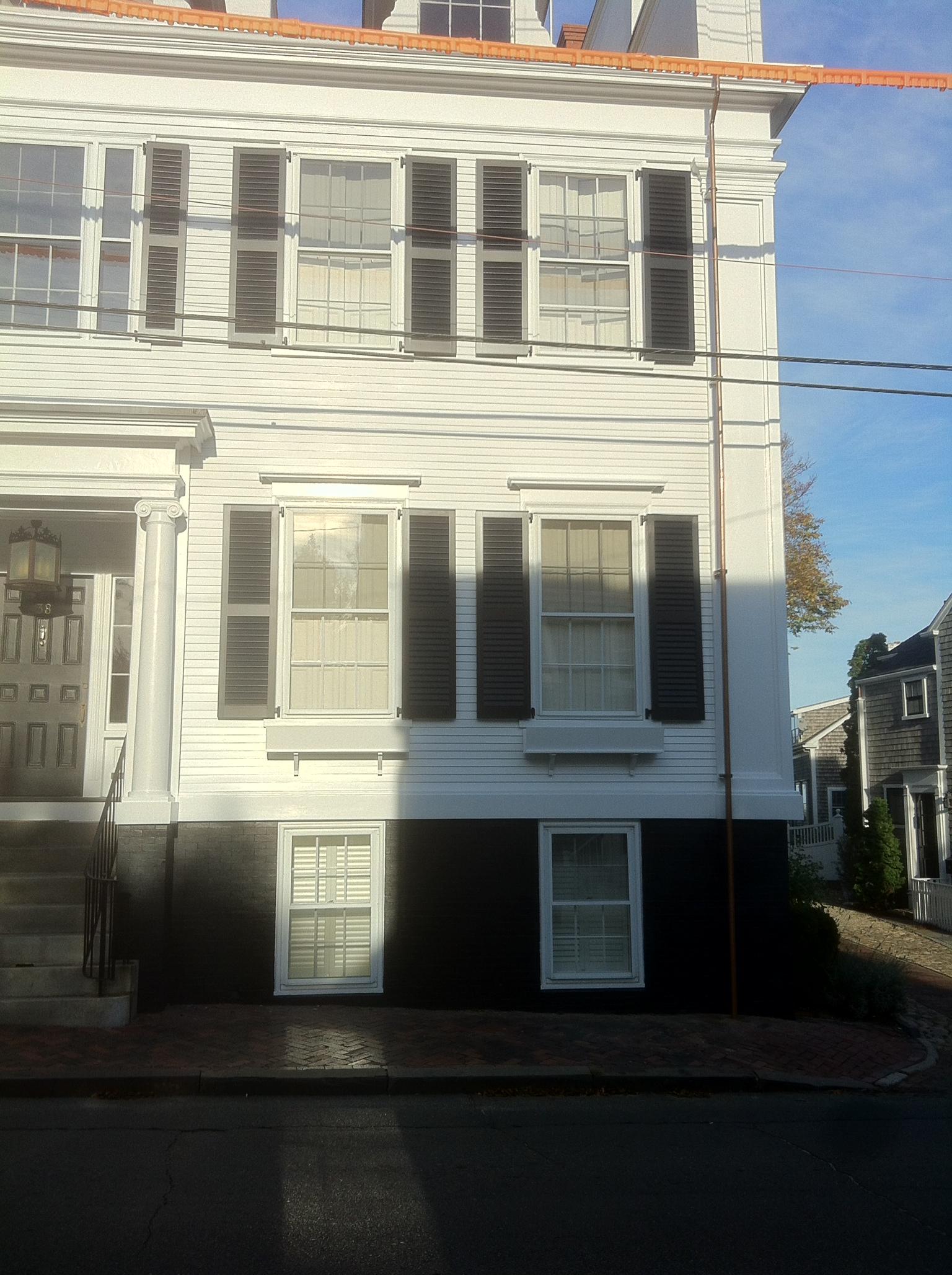 historical facade restoration