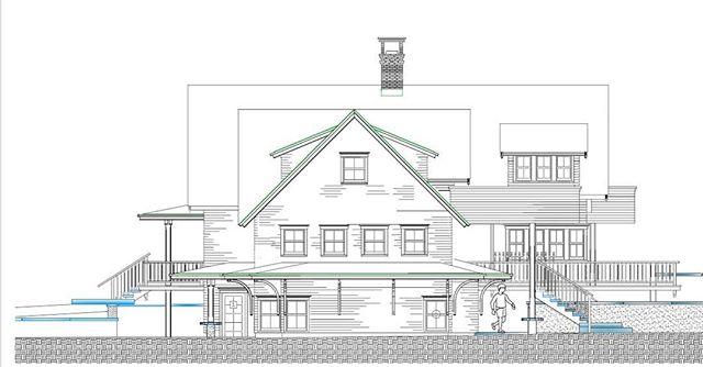 a collaborative design by John Newman & Eliza Silva . . . . . . . . . . @elizaalles #jlnarchitecture #nantucket #customhomes #design #newmanarchitecture #houses