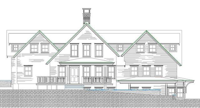 Happy Monday. Design by John Newman and Eliza Silva. Coming soon to a neighborhood near you! . . . . . . . . . . . . #nantucket #architecture #jlnarchitecture @elizaalles #jndesignbuild
