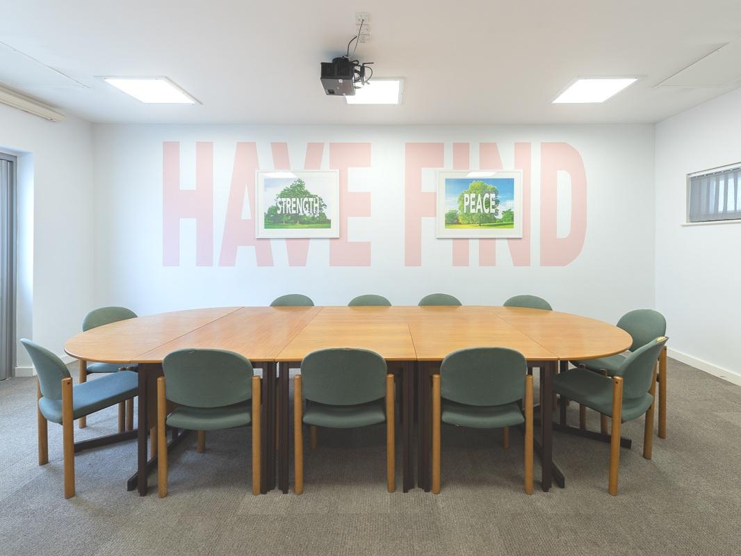 Carl Rowe - Tribunal Room, Woodlands, NSFT