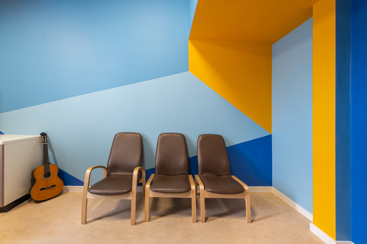 Tal Rosner - Review Room, Poppy Ward, Woodlands, NSFT