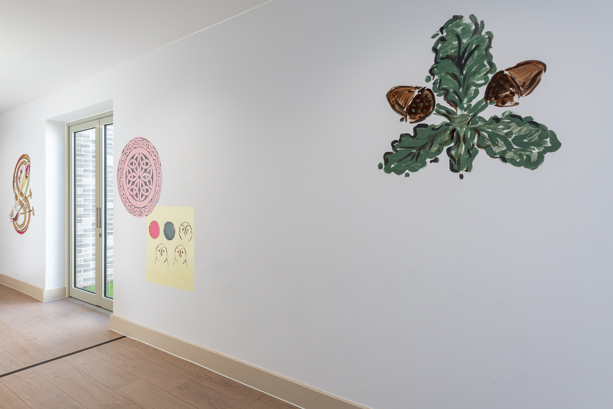 Lucy Stein Women's Corridor The Junipers Courtesy of Hospital Rooms1 Photography Damian Griffiths LR.jpg