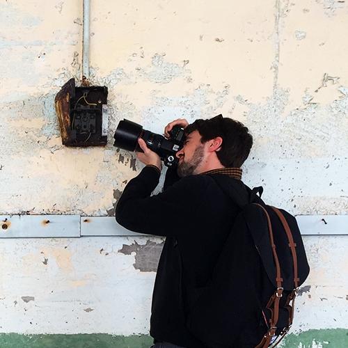 Jake Durrett   Senior Creative Producer, Original Content