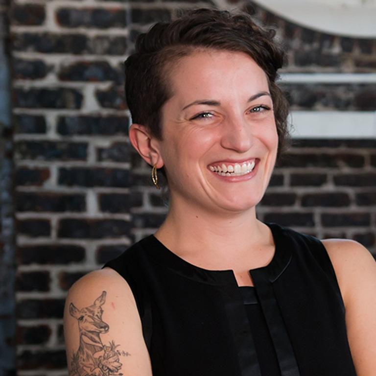 Molly Clevenger    Designer, Varsity Letterer