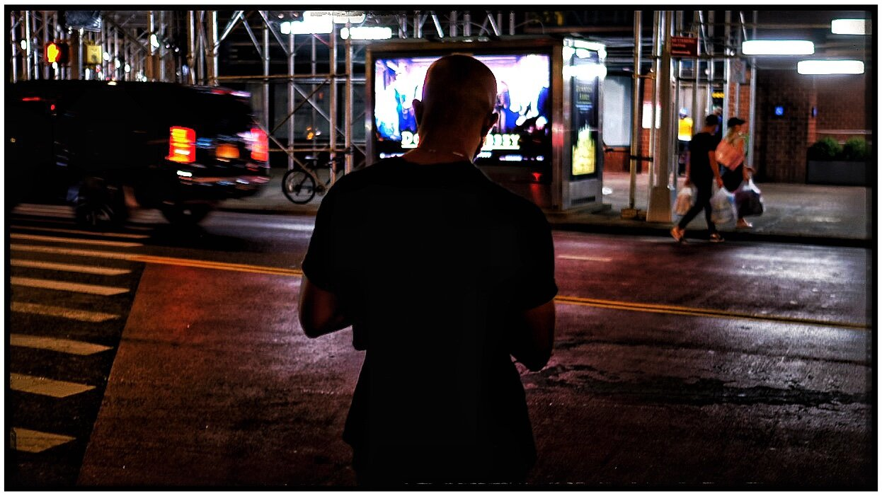 Manhattan late night