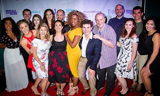New York Musical Festival Opening Night Party - I played Katarina Von Bora in NYMF's reading of Legacy, A Musical Indictment. We had a successful run and were awarded the  Best of Fest Award  as voted by patrons and audiences of the festival.