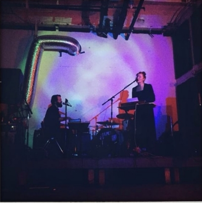 Photo by Jessica Bobince from our last show at H0l0 October 6th.